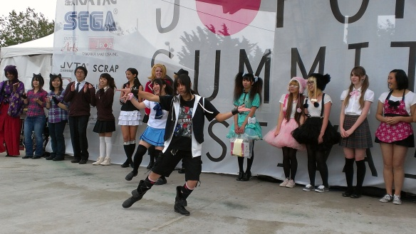 Vocaloid Dance Contest at J-Pop Summit