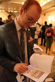 Tab Kimpton, the creator of British Yaoi